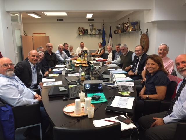 Comité Directeur du CNFAS le 19 OCTOBRE 2018