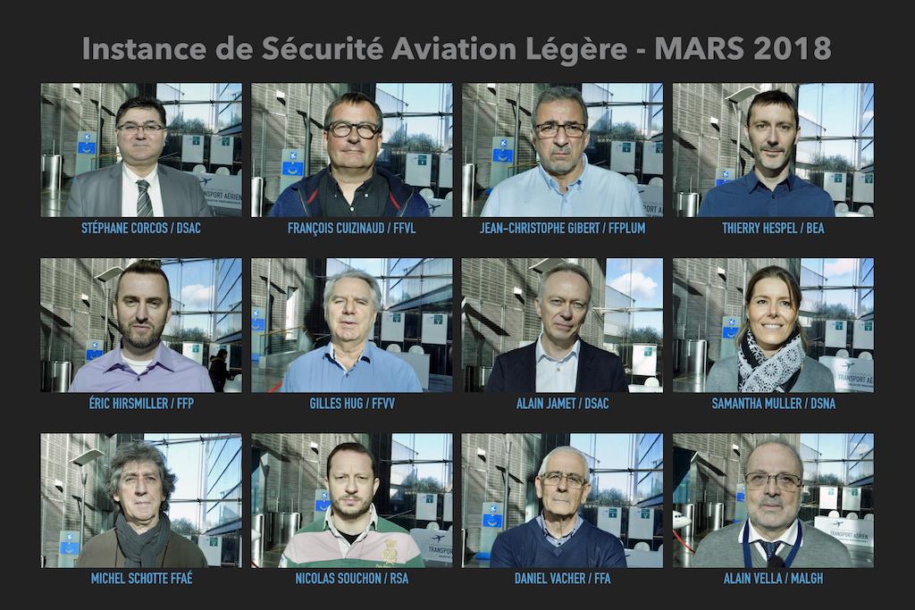 Instance Sécurité Aviation Légère